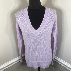 Marled by Reunited 100% Cashmere Sweater